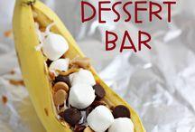 BBQ desserts / by Rosie Quinn