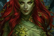 Poison Ivy Cosplay ideas