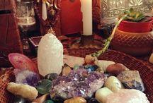 My healing stones