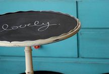 Chalk Board Paint