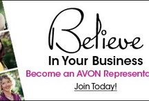Become an AVON rep.today..... / Contact me on my website at: www.youravon.com/rebeccaforrester / by Becky Forrester
