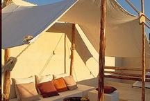 outdoor tent styles