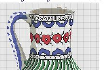 Cross stitch by Filiz Türkocaği