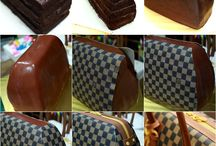 Bag Cake Tutorial