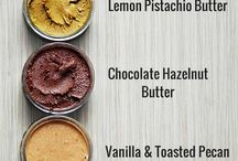 Healthy Nut Butters!