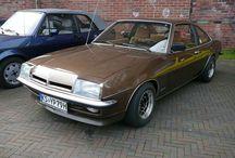 B Manta fra Opel