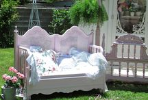 Uniquely Upcycled / Craftily repurposed furniture and other recycled items, from shabby chic to plainly useful