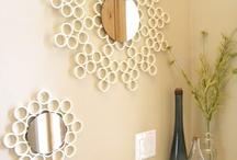 PVC wall deco