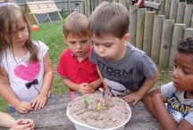 Outdoor Play Ideas! / Come and get inspired for some activities of your own!
