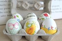 Huevos de Pascua  / by Lacultalatiniparla Quevedo
