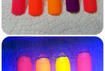 Coisas fluorescentes
