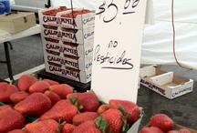 Fruits and Veggies / California Fruits and Veggies