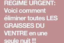 Régime urgent