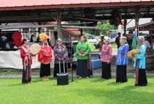 Lake Champlain Maritime Museum / Voices of the Koas performed at #Abenaki Heritage Days at the Lake Champlain Maritime Museum, June 2014 and will again this year!