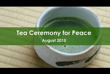 Chanoyu / The essence of Japanese Arts - Tea ceremony