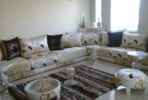 Décoration de maison marocaine