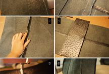 bags tutorial leather