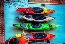 Go Kayaking / by Kimberley Cameron