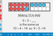 Math 1st graders