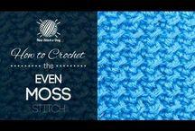 Even Moss stich