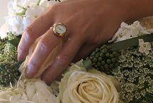 Bridal Watch Ring