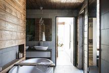Bathroom & sauna inspiration
