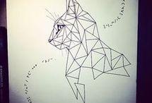 geometric animalzz