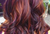 Trendy hair colors
