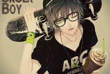 bad boy anime