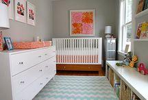 home | nursery / by rebecca holderbaum