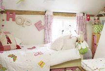 Kids room & play ideas / by Anjanette Pilat