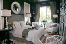 Bedrooms / by Debbie Elliott