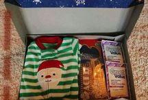 Christmas gifts - regalos de Navidad
