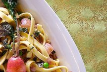 Radish recipes / Recipes for summer and winter radishes, and radish greens / by Seacoast Eat Local
