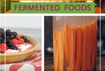 Things that are Fermented / by Amy Stults
