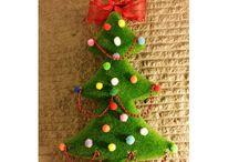 YILBAŞI (CHRISTMAS) / El emeği yılbaşı ürünleri