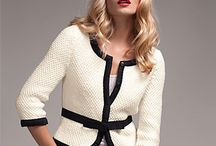 Chanel knit jacket