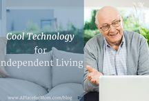 "Senior Living / The longer I live the more beautiful life becomes."" - Frank Lloyd Wright"