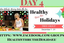31 Day Fitness Challenge: Healthy thru the Holidays