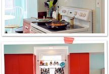 Colorful Kitchens / by Rethink The Sink