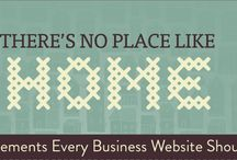 Websites / Tips about what should be on your #Website to make your small business shine                             www.maryhabres.com