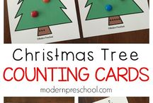Christmas crafts for pre-school