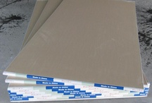 gypsum board / Learn how to install gypsum boards on wall and ceilings / by Mary Schuh