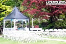 The Live Piano Experience and Liz Hendry at Broadoaks Country House