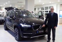 Presentacion  Volvo XC90 / Auto Sweden se vistió la de largo para la llegada el espectacular Volvo XC90