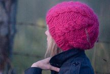 ❤ knit hats ❤ / by mary b. Hooked