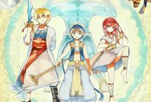 Magi the lab./kin. of magic