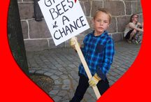 March against Monsanto, Oslo / Pictures from #MaM #Oslo