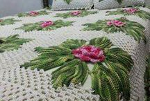 crochet for bed