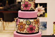 Fun cake decorations! / by Melissa Bair